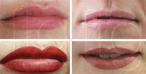 lip liner tattoo semi permanent lip treatments create the pout