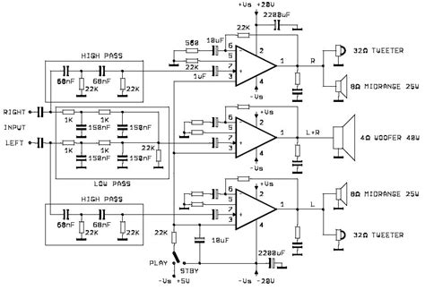 Audio Ic Tda 2052 St 60w 60w tda2052