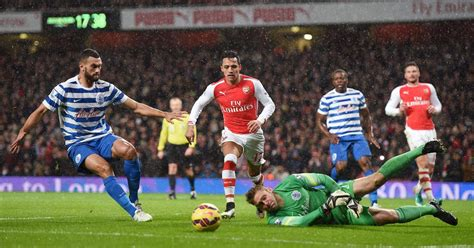 arsenal qpr qpr keeper plots arsenal upset and chances of playing for