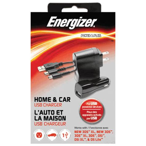 where to buy ds charger energizer universal home car charger for nintendo ds