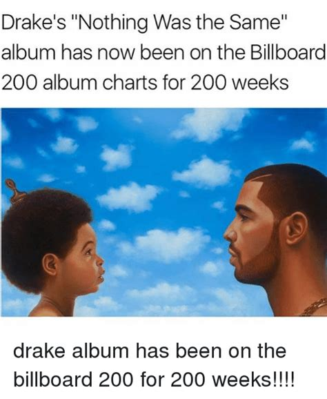 see drake s nothing was the same album cover with crazy 25 best memes about drake albums drake albums memes