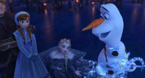 film frozen 2 italiano trailer drops for new frozen film out this year
