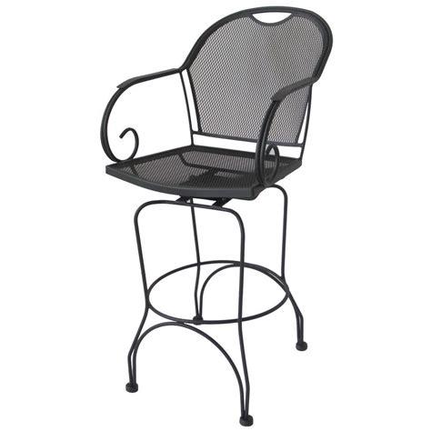 hton bay outdoor bar stools hton bay vera patio bar stool 2 pack hd14608 the