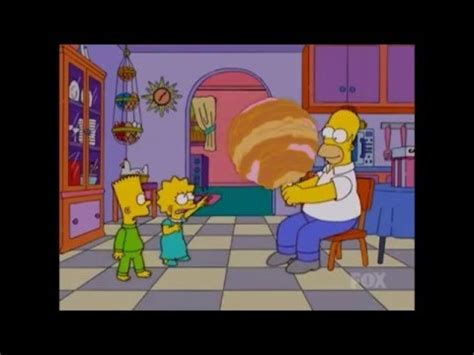 The Simpsons   Kitchen Carnival   YouTube