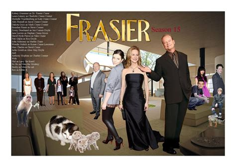 in frasier image gallery linney in frasier