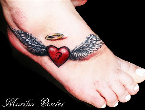 rose with wings tattoo meaning wings jacindalyn tattoos