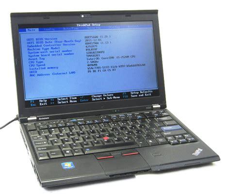 Laptop Lenovo Thinkpad X220 I5 lenovo thinkpad x220 12 quot laptop 2 50ghz i5 2520m 4gb ddr3 ebay