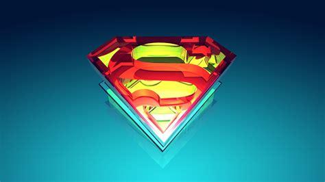 Justin maller superman logo digital art vectors wallpaper