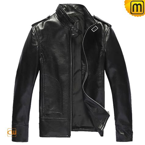 mens leather jacket mens black brown leather jackets cw809508