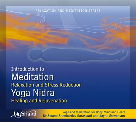 guiding nidra the of conscious relaxation teaching maha books nidra audio program
