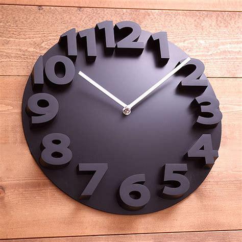 design home decor wall clock new fashion 3d wall clock modern design art decorative