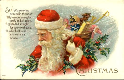 free printable postcards from santa free printable christmas cards from antique victorian to