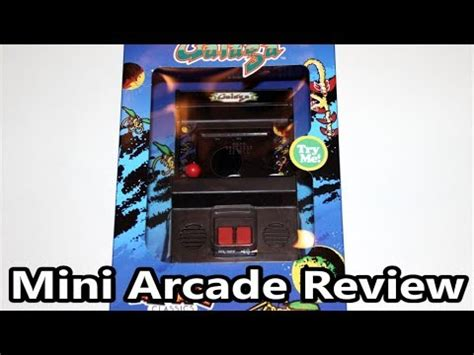 Mini Arcade 2019 In 1 by Galaga Mini Arcade Classics 9 Review 2019 Basic