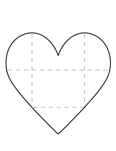 printable heart envelope 40 free envelope templates word pdf template lab