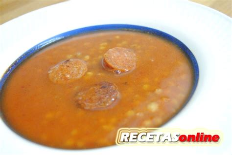 recetas de cocina r pidas lentejas con chorizo r 225 pidas con v 237 deo