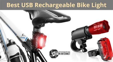 best rear bike light best usb rechargeable bike light rear and front