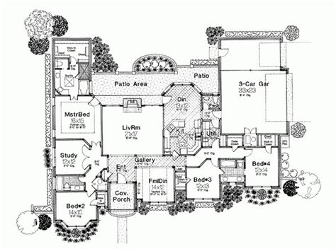 eplans new american house plan casual space opens to 39 best house plans images on pinterest house floor
