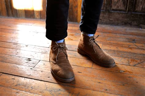guys wearing shoes 10 questions for bryceland creator of hooves an