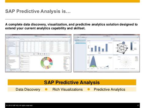 sap predictive analysis what it can and cannot do asug news sap predictive analysis