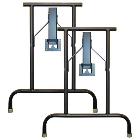 folding table legs lowes shop builders edge 7 in steel saw 13 lb at lowes com