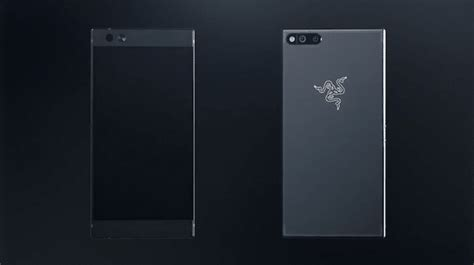 Razer Phone Ram 8gb 64gb New razer phone now official with 5 72 inch display 8gb ram and more