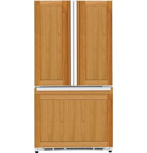 ge profile door counter depth refrigerator pfic1nfwwv ge profile 20 8 cu ft counter depth