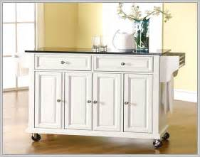 Kitchen Island With Wheels by Granite Kitchen Island On Wheels Home Design Ideas