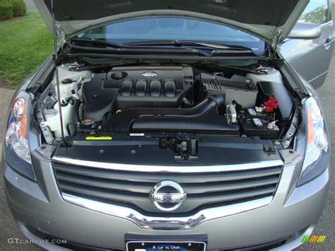 nissan altima engine 2008 nissan altima 2 5 sl 2 5 liter dohc 16v cvtcs 4