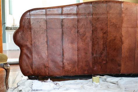 where to buy paint for leather sofas how to paint leather furniture she holds dearly