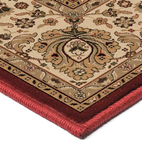 Xl Area Rugs Orian Rugs Detailed Design Traditional Borokan Burgundy Area Large Rug 1243 9x13 Orian Rugs