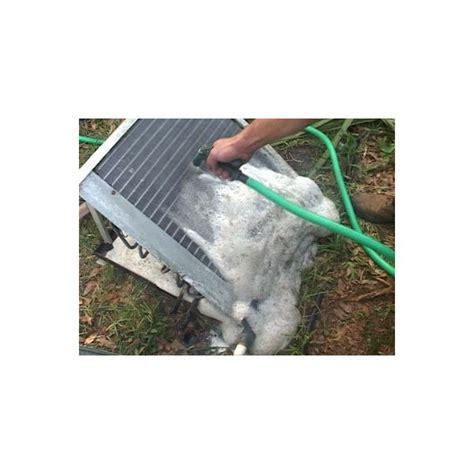 Clenair Anti Microbial cleaning air handler and air handler drain lines