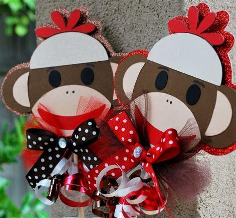 Sock Monkey Decorations by Best 25 Monkey Decorations Ideas On Monkey