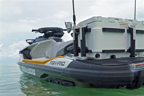 reviews on sea pro boats new sea doo fish pro revealed boats