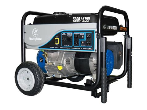 westinghouse wh5500 portable generator 5500 watts