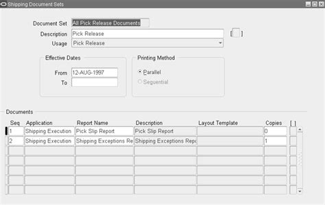 Oracle Order Management Implementation Manual Shipping Waiver Template