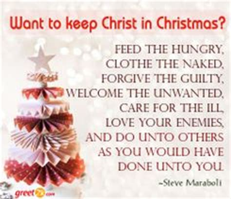 want to keep christ in christmas? | holiday inn | pinterest