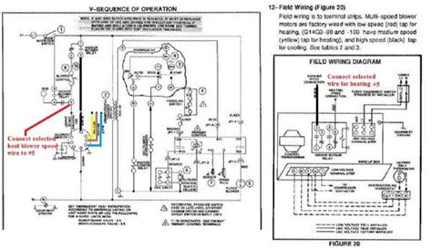 wiring diagram lennox pulse furnace image collections