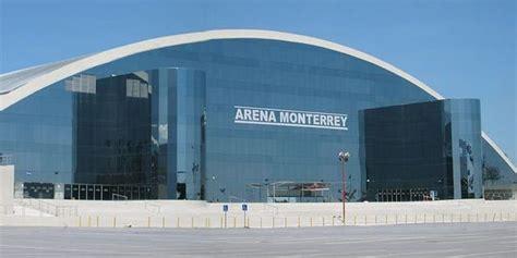 Calendario Arena Monterrey Mexico 2015