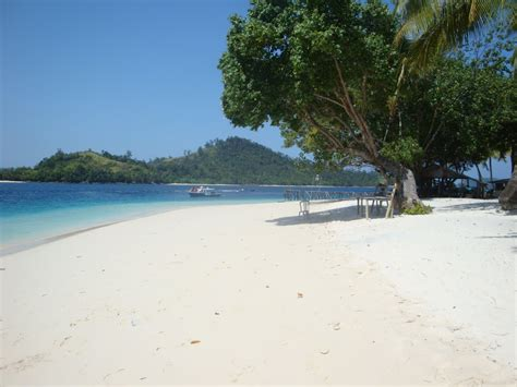 Pasir Pantai pantai pasir putih carita pantai favorit terdekat dari