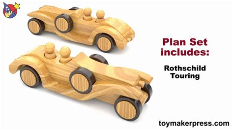 wood toy plans roaring twenties hot rod cars youtube