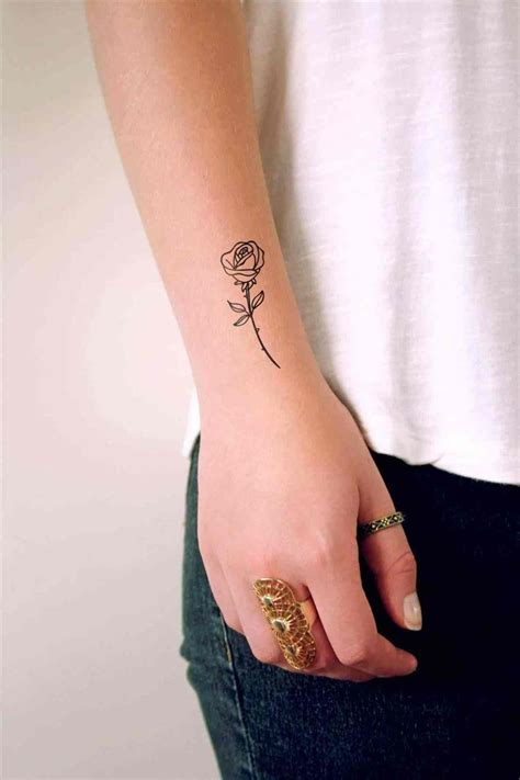 small rose tattoos tumblr simple tattoos designs mayamokacomm