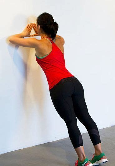 17 best ideas about wall workout on slim thighs abdominal exercises and tummy workout