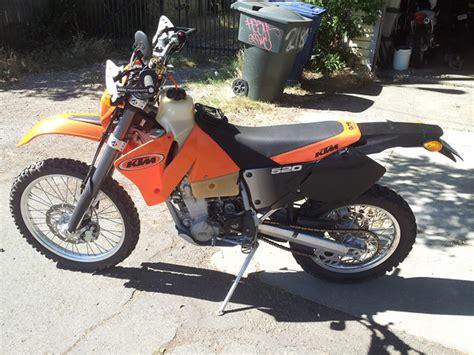 Ktm 520exc Ktm Ktm 520 Exc Racing Moto Zombdrive