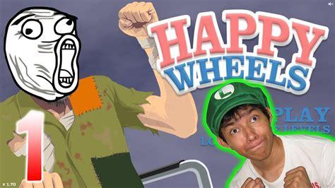 happy wheels full version el juego juguemos happy wheels sangre sangre y mas sangre