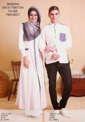 desain baju zoya 15 model baju muslim couple zoya gamis dan koko terbaru