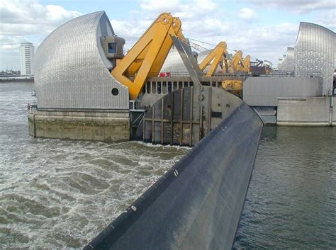 thames barrier london flooding giant tidal control gates and walls shivaji competition 2016
