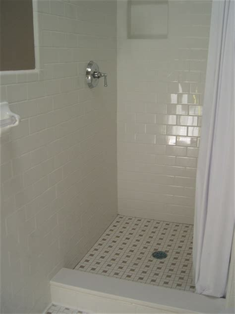 beige subway tile bathroom bathroom remodel 1 a gallery on flickr