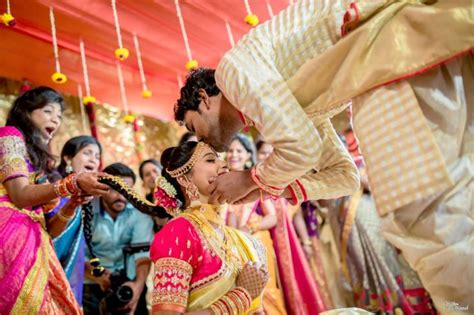 marriage pics journey vithika sheru and varun sandesh marriage pics