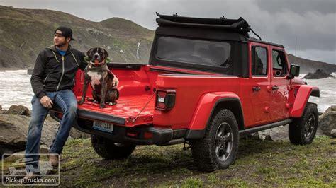 2020 Jeep Gladiator Yellow by 2020 Jeep Gladiator Drive Pickuptrucks