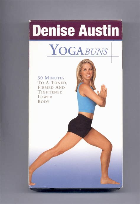 Home Design Stores Austin by Denise Austin Yoga Buns 30 Min To Tone And Firm